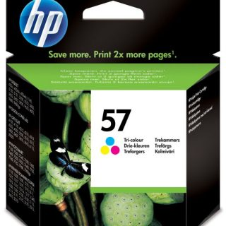 HP 57 Tri-Colour