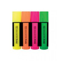 Croxley Create Highlighters (4 Pack)