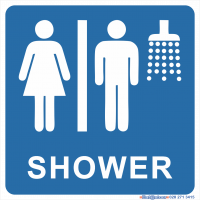 Male - Female Shower