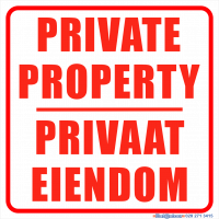 Private Property