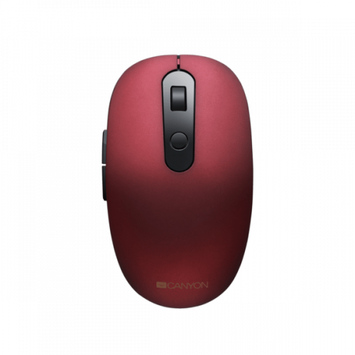 Canyon Dual Mode Wireless Mouse: Bluetooth and USB CNS-CMSW09R