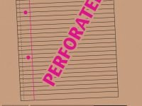 Croxley Easi-File Exercise Book A4 72pg Feint & Margin Punched & Perforated (JD325)