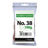 Treeline No 38 Rubber Bands 100g