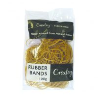 Croxley No. 32 Rubber Bands 100-Pack